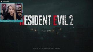 Resident Evil 2 (part 1)