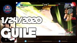 Highlight: 1/24/2020 Street Fighter V UmeGuile Battle Lounge