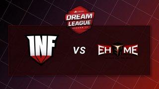 Infamous vs Ehome - Playoffs - CORSAIR DreamLeague S11 - The Stockholm Major