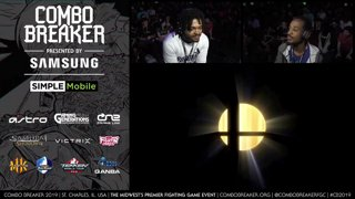 CB 2019 SSBU - AG | Tyroy (Joker, Pichu) Vs. Zinoto (Peach) Smash Ultimate Tournament Winners Top 64