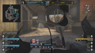 LIVE: Liquid vs ENCE - Grand Final - BO3 - CORSAIR DreamHack Masters Dallas 2019