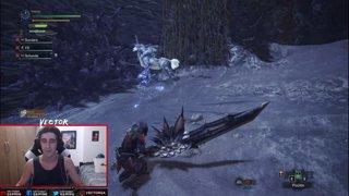 CAZANDO AL PRIMER DRAGON ANCIANO - Monster Hunter: World (Capitulo 10)