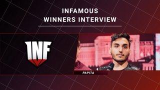 Winners Interview - Infamous vs Ehome - CORSAIR DreamLeague S11 - The Stockholm Major