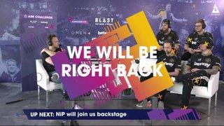 Højdepunkt: BLAST Pro Series Madrid - BLAST Backstage - Ninjas in Pyjamas