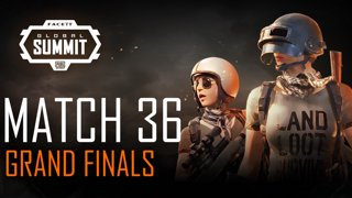 FACEIT Global Summit - Day 6 - Grand Finals - Match 36 (PUBG Classic)