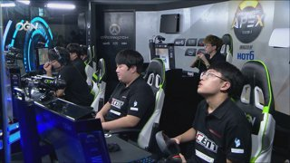 [ENG] OVERWATCH APEX S4 ENERGIZED BY HOT6 - CONBOX vs. LW Red   X6-Gaming VS. Lunatic-Hai