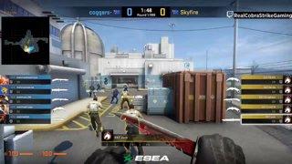 VOD: 📽️ Skyfire vs coggers (former Content) - BO1 - map: nuke [ESEA MDL Season 30 Australia]