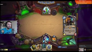 Best Druid Cosplay by Mage while using Hunter cards