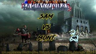 Яркий момент: The Synergy of Daddies 2 qualification 5th round / Sam vs Mont / JC