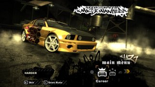 Highlight: Need For Speed Most Wanted 2005 (PC) PS2 Demo Mustang Enhanced  Difficulty Mod and Cops in Boss Race , (No Commentary)