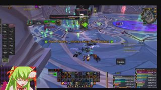 🔴tauren destruction mage mythic nighthold