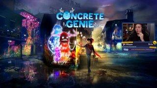 Concrete Genie COMPLETO