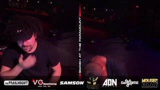Smash at the Paramount SSBU - eU | Samsora (Peach) Vs. Rogue | Light (Fox) Smash Ultimate Tournament Losers Quarters