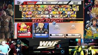 WNF 1.4 - Taternator vs K9