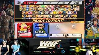 WNF 1.4 - Tater vs Elegant