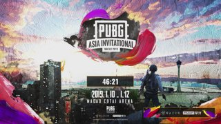 PGL PUBG Fall Invitational Main Stream Day 4
