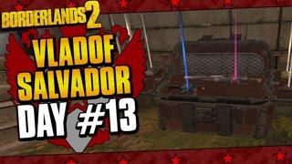 Vladof Allegiance Salvador | Day #13