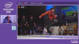 E3 Recap @ Twitch Intel 750/800 !subgoal !twitter !discord
