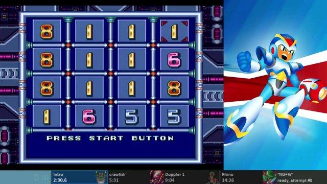 Megaman x3 pc
