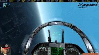 First Carrier Landing Attempt a lucky success!