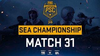 [PSC] [TH] JIB PUBG SEA Championship Phase 3  Game 31