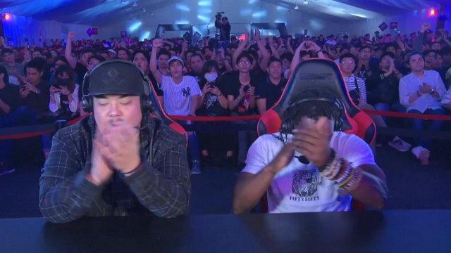 Tekken 7: Yamasa | Nobi vs. UYU | LowHigh - REV Major 2019 - Grand Finals 10