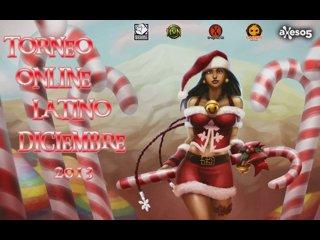 видео: [Torneo] Liga HoN Latino -  Diciembre - US$ 650,00 (Ultimo torneo oficial de hon de axeso del año 2013)