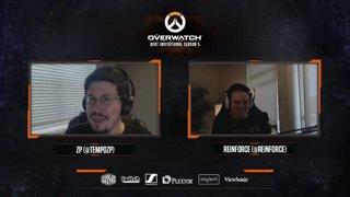 Phase 2 vs NRG - Overwatch BEAT Invitational Season 5