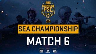 [PSC] [TH] JIB PUBG SEA Championship Phase 3  Game 6