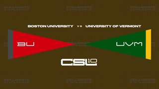 2018 Week 6: [JVLoL] Boston University vs University of Vermont (Game 3)