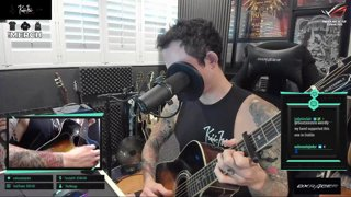 Matt Heafy (Trivium) - BMTH - Sleepwalking I Acoustic Cover