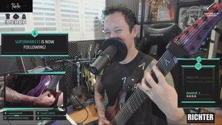 Matt Heafy [Trivium] | warm ups, karaoke, games, sub-set, and more! 9am and 3pm est today!