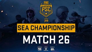 [PSC] [TH] JIB PUBG SEA Championship Phase 3  Game 26