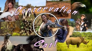 CONSERVATION CAST E.7 with Michele Raffin - Pandemonium Aviaries - !org