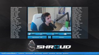CAN I GET A POSSSTMATEEEEEE! | @shroud on socials