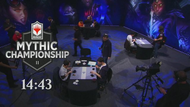 Mythic Championship II from London UK - Top 8