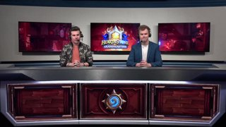glory vs Tyler - Group 1 Initial - Hearthstone Grandmasters Asia-Pacific S2 2019 Playoffs