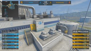 RERUN: CS:GO - OpTic vs. HellRaisers [Mirage] Map 2 - Group A - ESL Pro League Season 9 Europe