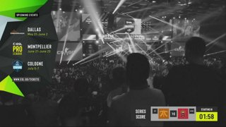 [PT-BR] ESL Pro League 2019 | Europa | Dia 14 | Aristocracy vs. Fnatic