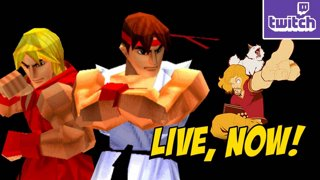 KEN LEGACY - EX Games, Ultra SF4 & SF5 Tonight?! (Tues 11-27)