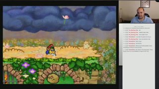 Vindicationgamernetwork lovoy at play paper mario p1 prologue lovoy at play paper mario p7 flower fields mightylinksfo
