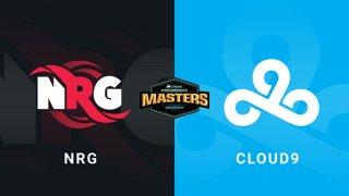 NRG vs Cloud9 - Group B - Dust2 - CORSAIR DreamHack Masters Dallas 2019