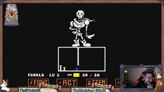 Undertale Reads Your Mind!