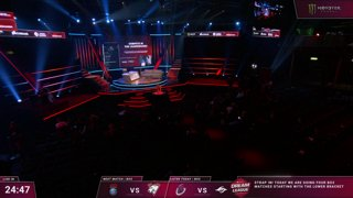 RERUN: Fnatic vs Keen Gaming - Game 1 - Playoffs - CORSAIR DreamLeague S11 - The Stockholm Major