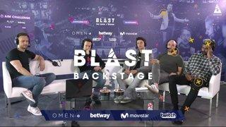 BLAST Pro Series Madrid - BLAST Backstage Picks and Bans