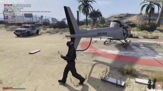 helicopter 10-80 with lockpicked sasp tahoe