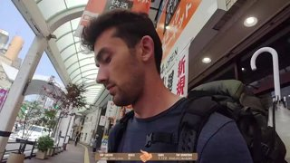 Highlight: Hitchhiking Japan ( Day 7 ) - Location Kagoshima