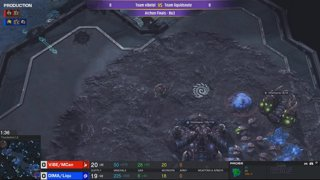 Twitch Rivals: StarCraft II Showdown!