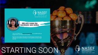 NASEFedu AMA w/ League Ops Coordinator: Jess Acebes