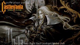 Highlight: Castlevania SoTN | BRB Game Club Part 1